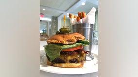 Burgers with Buck: Swan Coach House