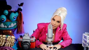 Watch Jenny McCarthy's brain-tingling ASMR 'Masked Singer' video ahead of the 1st wildcard episode