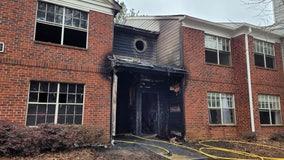 Officials: Gwinnett apartment fire displaces 11 children, 25 adults