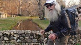 82-year-old man tackles Appalachian Trail