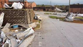 How to help tornado victims in Georgia