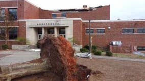 Coweta County schools to stay closed amid tornado recovery