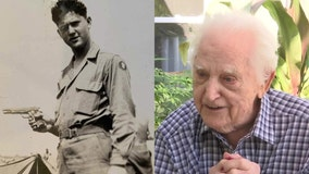 At 100, Bay Area veteran looks back on driving for Gen. Patton, stealing sauerkraut from Nazis