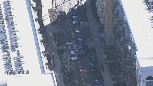 2 men shot at Centennial Olympic Drive apartment, police say