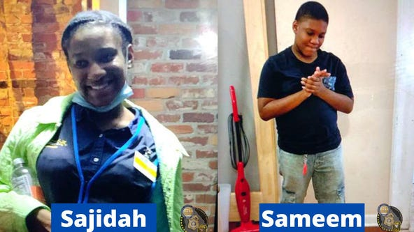 Police search for missing siblings in DeKalb Coutny
