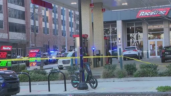 1 shot, 1 injured in downtown Atlanta shooting