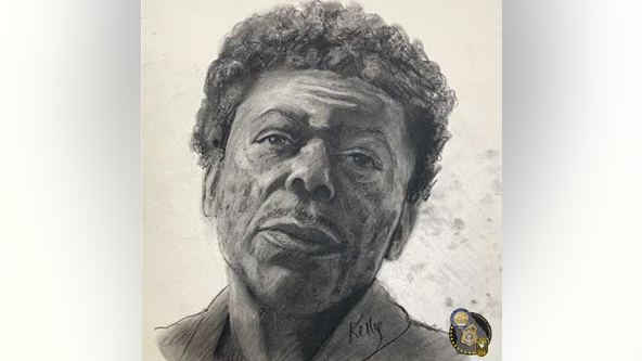 DeKalb police release sketch of person of interest in months-old homicide case