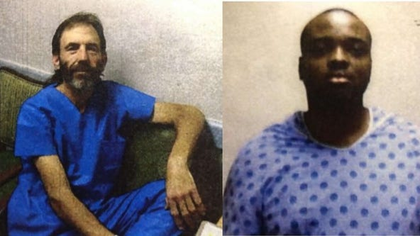 Police: 2 men missing after leaving Clayton County health center