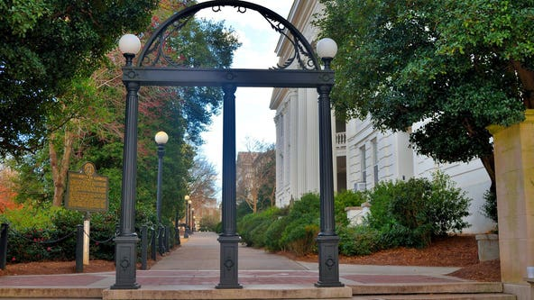 UGA maintenance worker charged with child molestation