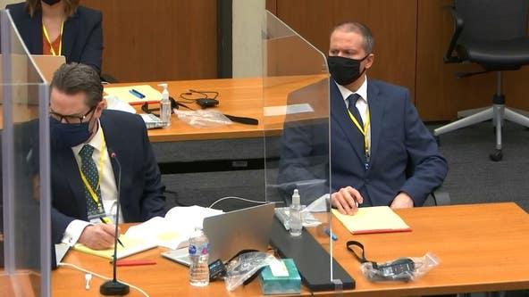 Derek Chauvin trial begins in death of George Floyd