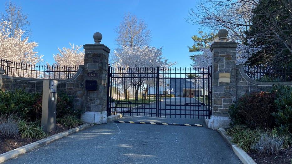 Swiss Ambassador's Residence DC