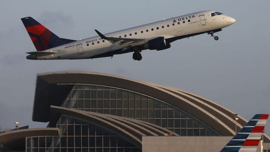 29dc936c-Delta Airlines To Cut Flights And Raise Fares As Fuel Costs Surge