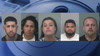 5 suspects arrested by Gwinnett gang task force