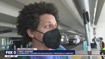 Comedian Eric Andre claims racial profiling at Atlanta airport