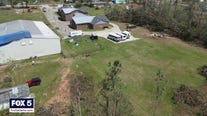 Newnan residents search online for possessions online after tornado