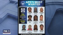 APD Most Wanted list arrests