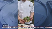 Chef Nick Leahy shares his Vidalia onion flatbreads