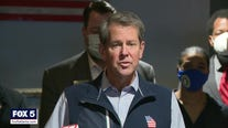 Gov. Kemp defends controversial election reform bill