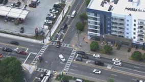 Police: Pedestrian fatally struck by car in Atlanta