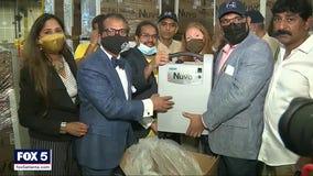 Georgia members of Hindu organization send supplies to COVID-ravaged India