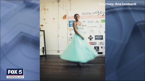 Newnan High School students get prom help with donated dresses