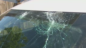 Marietta police seek information after cars hit with rocks on I-75