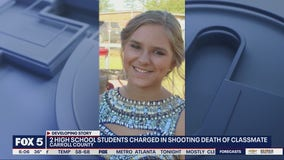 High school students charged in connection to teen's shooting death