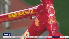 Atlanta DJ turns creativity to customized bicycles