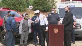 Teens honored for saving life of DeKalb County grandmother
