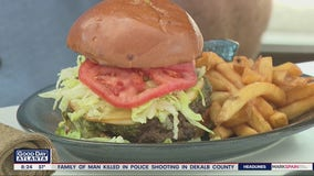 Burgers with Buck tries Ocean and Acre's Grass Fed Burger