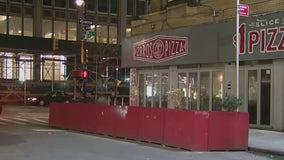 Tourist shot near Times Square