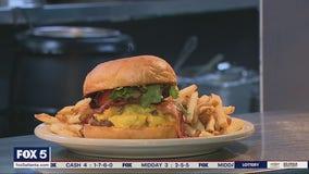 Burgers with Buck visits Atlanta Breakfast Club