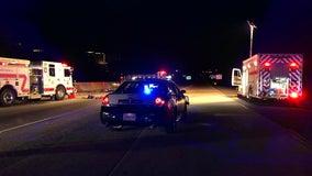 Serious crash shuts down northbound lanes of GA 400