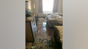 Officials investigating arson at Carroll County motel