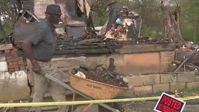 Fire destroys 80-year-old Conyers man's home, kills dog