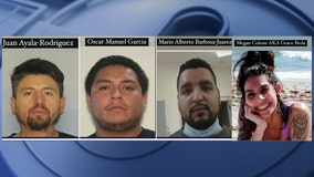 3 arrested, 2 at-large in connection to murder of Rossana Delgado
