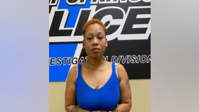 Woman accused of killing pedestrian, dog in hit-and-run