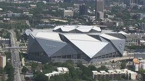 Mercedes-Benz Stadium hosts venue's first fight featuring influencer Jake Paul