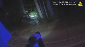 Coweta County deputies release body camera video of deadly high-speed chase
