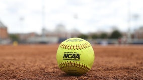 North Texas softball's Hope Trautwein strikes out each batter in historic perfect game