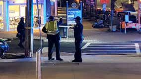 Atlanta police officer fires shot at Midtown robbery suspect