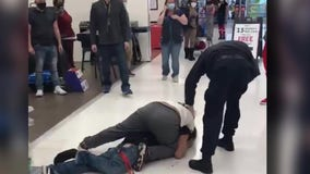 Police: Man arrested after fistfight breaks out at Washington state Walmart