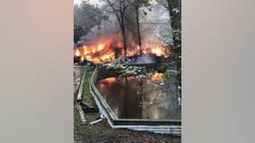 2 die in Bartow County house fire on Easter Sunday