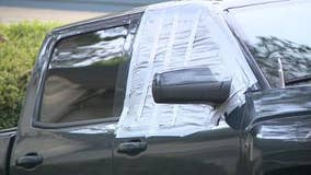 Dozens of car windows smashed at apartments in Cobb County