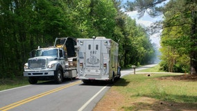 Law enforcement investigate 'mimic pipe bomb' found in Haralson County
