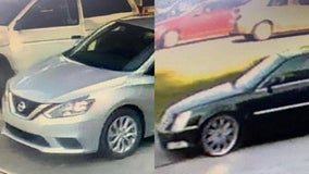 Search for gunmen who shot at driver on busy Paulding County road
