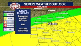 Another frosty night before spring returns, potential for severe this weekend