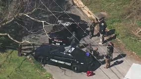Clayton County SWAT situation ends with suspect arrested, child safe