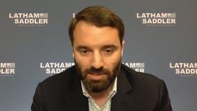 Republican Latham Saddler announces U.S. Senate bid