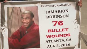 Calls for justice for Jamarion Robinson on what would have been his 31st birthday